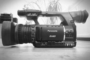 První dojmy z kamery Panasonic HPX250
