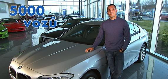 Produkce videa pro AAA Auto: Roman Šebrle ví, jaký vůz si vybrat