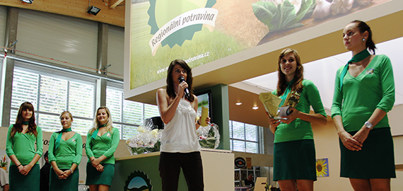 Regionální potravina (Ogilvy): Foto a video záznam z prezentací na veletrzích