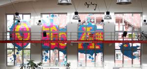 """3M (Ogilvy): Video a foto záznam průběhu promo soutěže """"Art Of Office"""""""