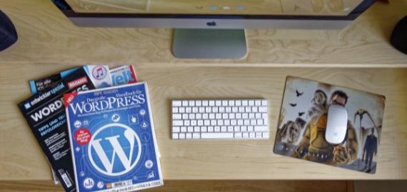 Webové stránky ve WordPressu