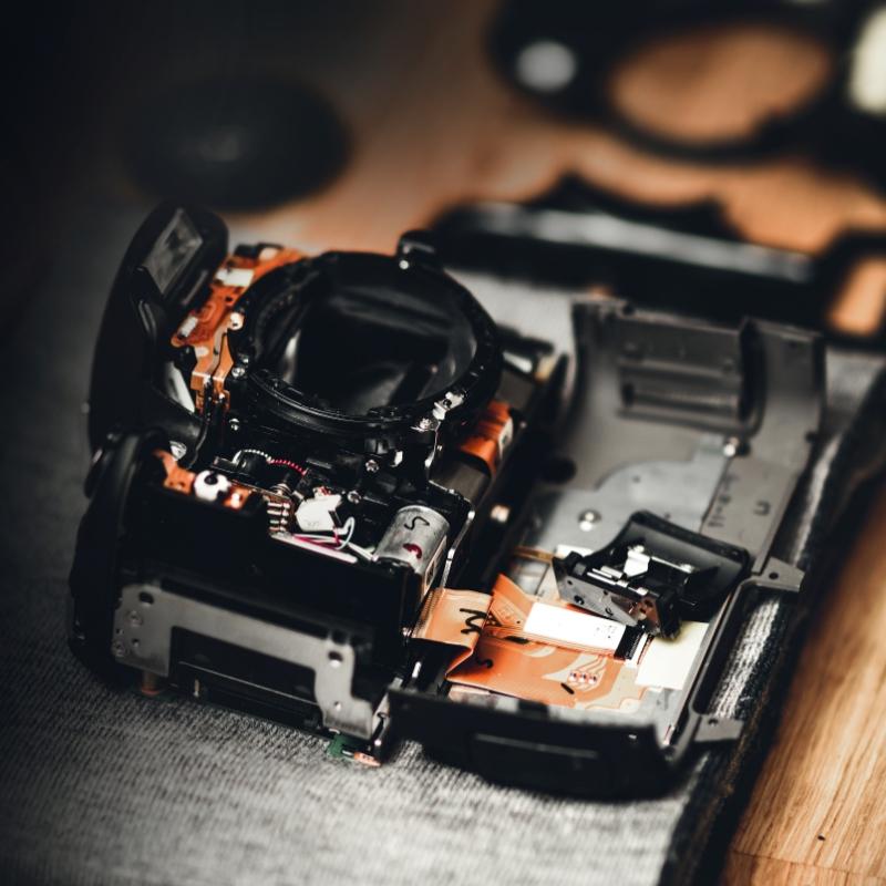 Error 404: Broken Camera