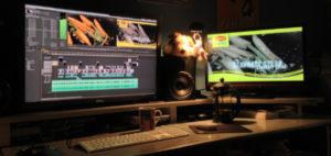 Střižna: postprodukce videoreceptů Maggi