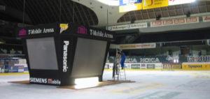 T-Mobile Arena: videoslužby pro HC Sparta Praha